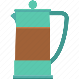 electric shaker, ewer, jug, kitchen utensil, pot icon