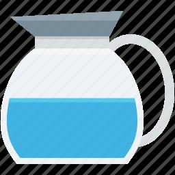 ewer, jug, pitcher, pot, water icon