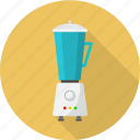blender, drink, electric, juice, kitchen, machine icon