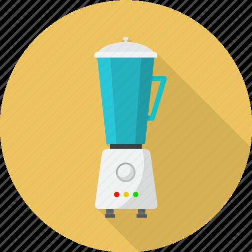 blender, drink, electric, juice, kitchen, machine icon