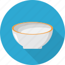bowl, breakfast, cereal, cooking, kitchen, restaurant icon