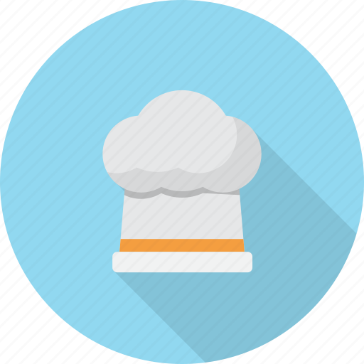 chef, cook, cooking, cooking hat, hat, kitchen, restaurant icon