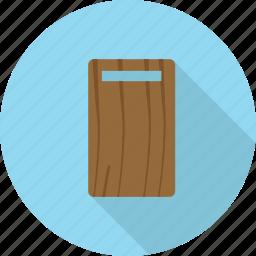 board, cutting, cutting board, kitchen icon