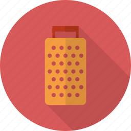 cheese, cooking, food, grater, kitchen, kitchenware icon