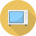 cooking, interior, kitchen, kitchenware, oven, technology icon