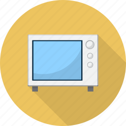 cooking, interior, kitchen, kitchenware, oven, technology icon