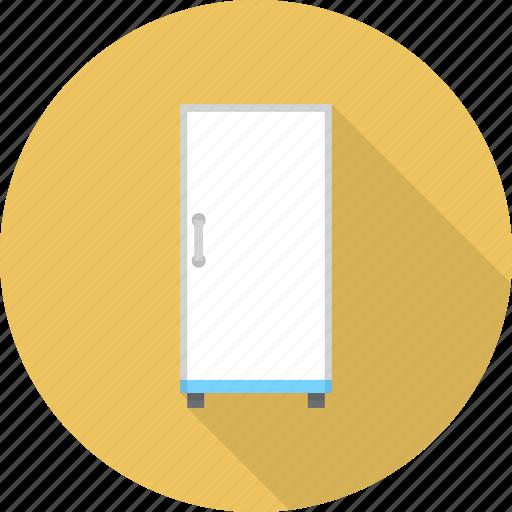 door, freezer, fresh, ice, kitchen, refrigerator icon