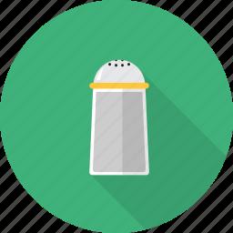 container, kitchen, kitchenware, salt, salt container icon