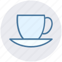 coffee, cup, drink, tea, tea cup icon