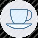 coffee, cup, drink, tea, tea cup icon