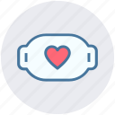 cooking, dish, eating, food, heart, kitchen icon