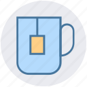 coffee, drinking, mug, tea, tea cup, tea mug icon