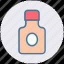 kitchen tools, pepper shaker, salt, salt and pepper, salt shaker, spice set icon
