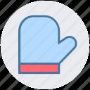 cooking, glove, kitchen, utensil, utensils icon