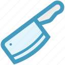 cook, cooking, equipment, kitchen, knife, restaurant, tool icon