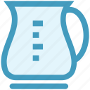 bottle jug, drinking, jug, milk jug, oil jug, water jug icon