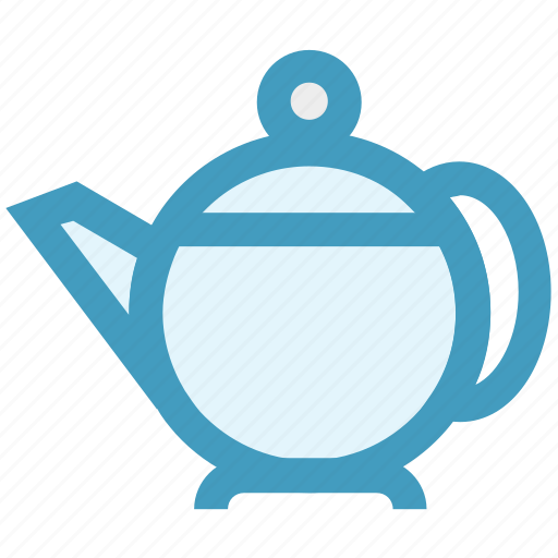 Coffee, drink, drinks, hot, kettle, tea icon - Download on Iconfinder