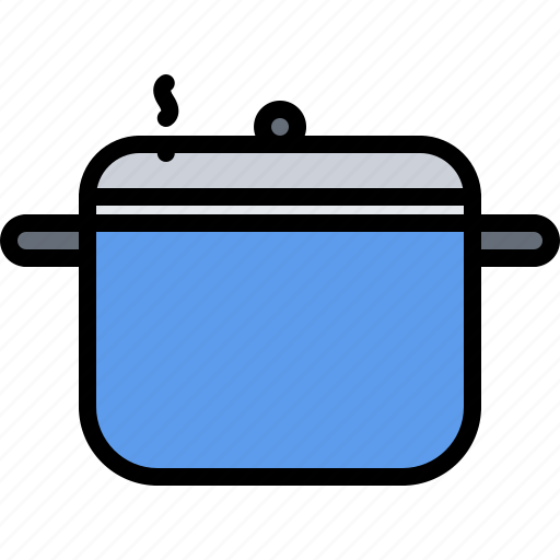 cook, cooking, food, kitchen, pan icon