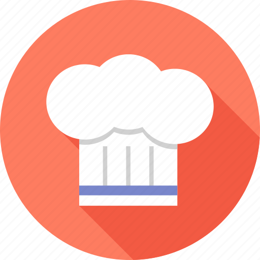 chef, cooking, food, hat, kitchen, knife, restaurant icon