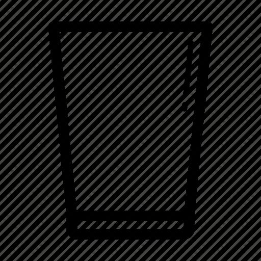 cup, drink, drinkware, glass, kitchen, kitchen utensil icon