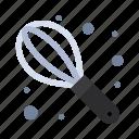 manual, mixer, wire icon