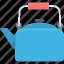 electric kettle, kettle, tea kettle, tea serving, teapot icon