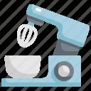 blender, cooking, equipment, food, kitchen, kitchenware, mixer icon