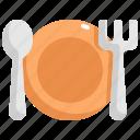 cooking, cutlery, equipment, kitchen, kitchenware, plate, spoon