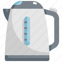 cooking, equipment, kettle, kitchen, kitchenware, tea, teapot