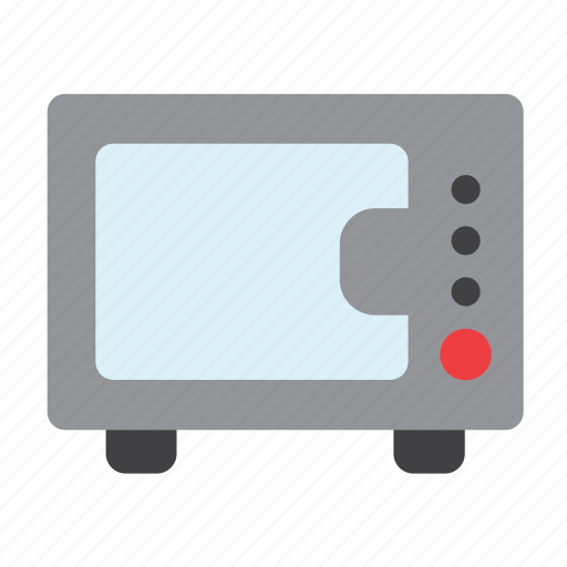 appliance, cook, cooking, home appliances, kitchen, microwave, oven icon