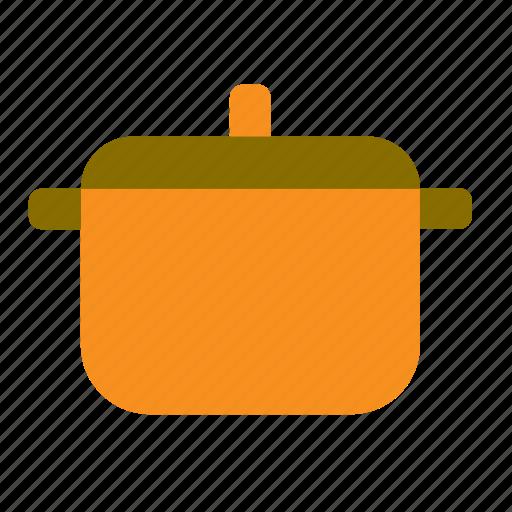 casserole, cooking, kitchen, pan, pot, saucepot, utensil icon