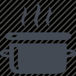 cap, cook, cooking, kitchen, pan icon