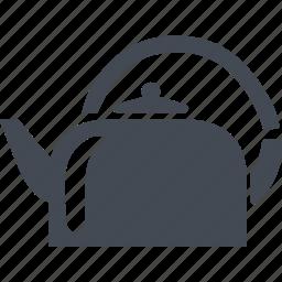 cooking, kettle, kitchen, kitchenware icon