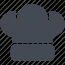cap, cook, cook cap, cooking, kitchen icon