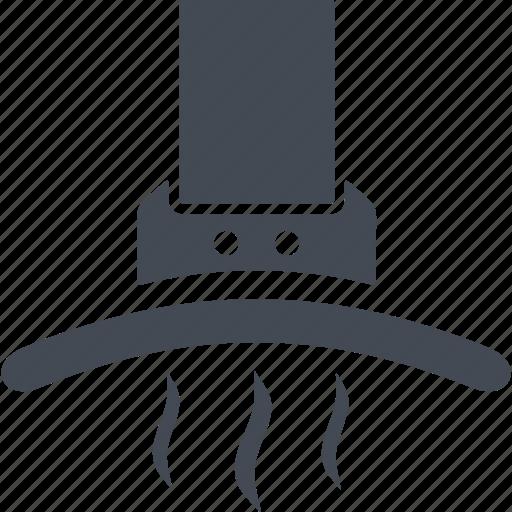 extract, kitchen, kitchen appliances, ventilation icon