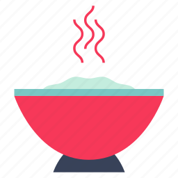 bowl, bowl icon, cook, cup, facer, food, restaurant icon