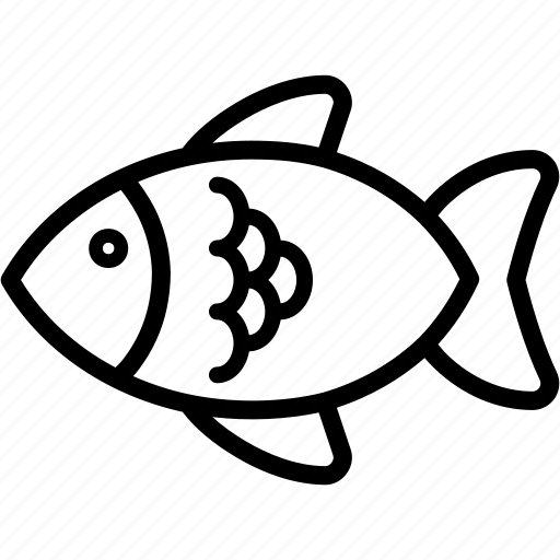 Fish, food, ocean, sea, seafood icon - Download on Iconfinder