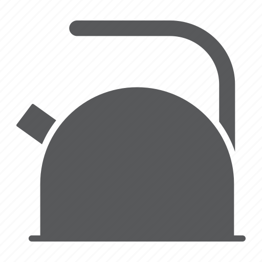 breakfast, drink, kettle, kitchen, tea, teapot icon
