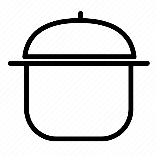 cooking, kitchen, meal, pan, restaurant icon