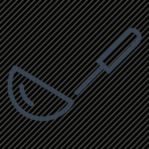kitchen, ladle, soup, utensil icon
