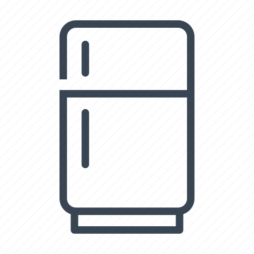 fridge, kitchen, refrigerator icon