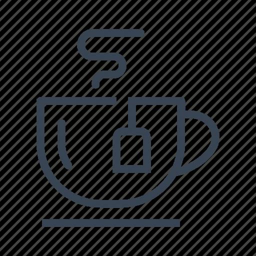 cup, drink, tea icon