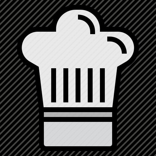 chef, chef hat, cooking, hat, kitchen, restaurant icon