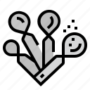 cook, cooking, kitchen, measuring spoons, spoons icon