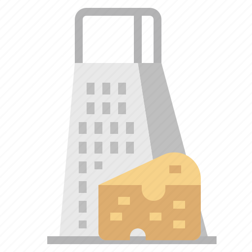 butter, butter grater, cooking, kitchen, restaurant icon
