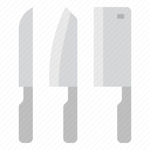 cooking, cut, cutting, kitchen, knife, knifes, slice icon