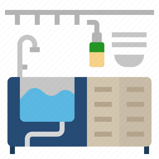 basin, cooking, kitchen, restaurant, sink icon