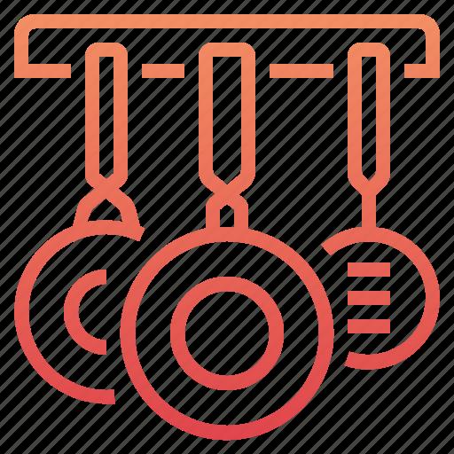 cooking, food, kitchen, pan, pans, restaurant icon