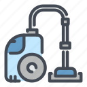 appliance, appliances, cleanner, hoover, household, vacuum icon
