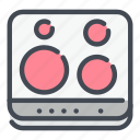 appliance, electric, electrical, gas, household, kitchen, stove icon